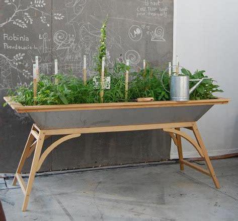 table top herb garden 10 square foot garden ideas