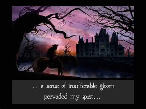 the fall of the house of usher audio edgar allan poe the fall of the house of usher youtube