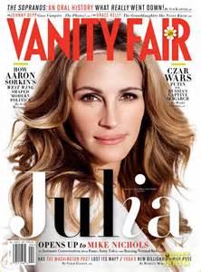 Vanity Fair April Julia Roberts Covers Vanity Fair April 2012 Photo