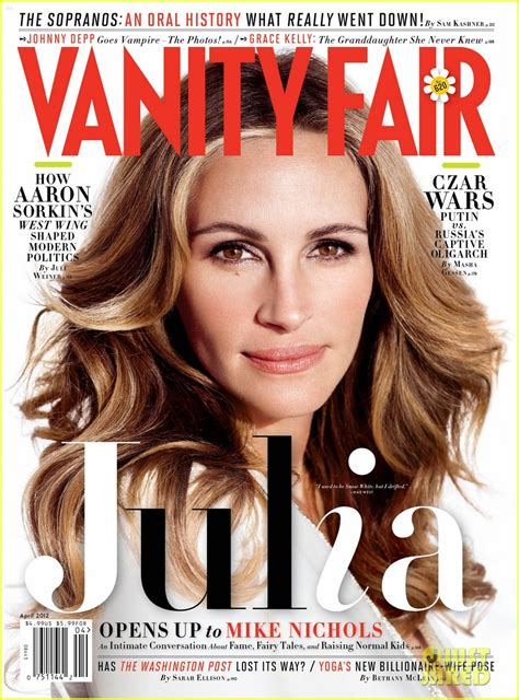 Vanity Fair Magazine Covers by Covers Vanity Fair April 2012 Photo