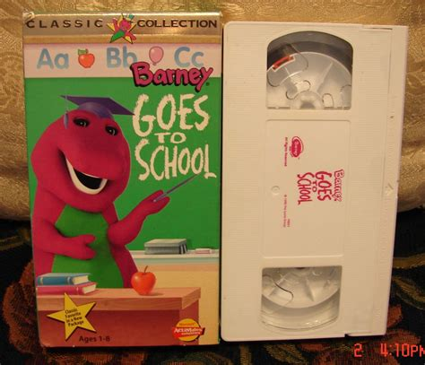 barney and the backyard gang goes to school barney and the backyard barney goes to school 28 images