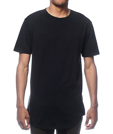 T Shirt Pdp black t shirt front artee shirt