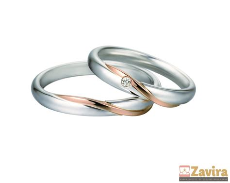 Cincin Kawin Palladiumcouplecincin Tunangan cincin kawin palladium emas rumba cincin kawin emas