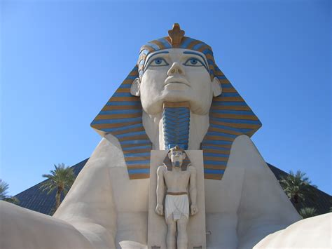 Las Vegas Hotel by File Luxor Hotel Sphinx Jpg Wikimedia Commons