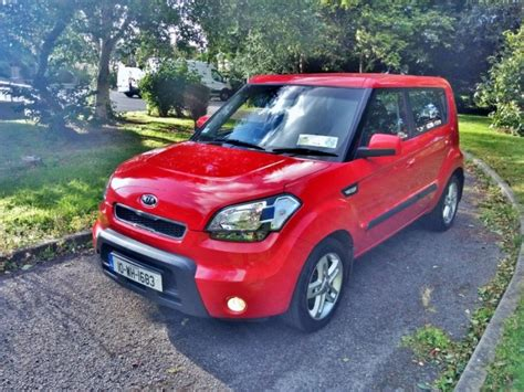 Kia Soul Diesel Mpg 2010 Kia Soul 16 Diesel Automatic 60mpg Nct 0518 For Sale
