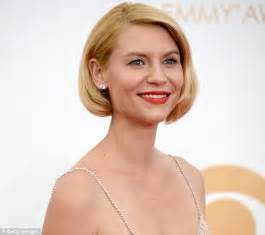 Claire Danes fakes it: Homeland star's FOB (that's faux