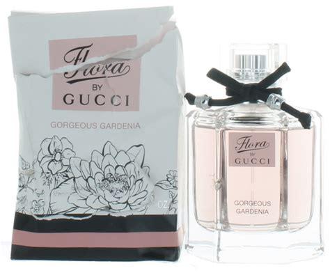 Parfum Branded Gucci Flora Gardenia Parfum Singapore flora gorgeous gardenia by gucci for edt spray 1 7 oz palm perfumes
