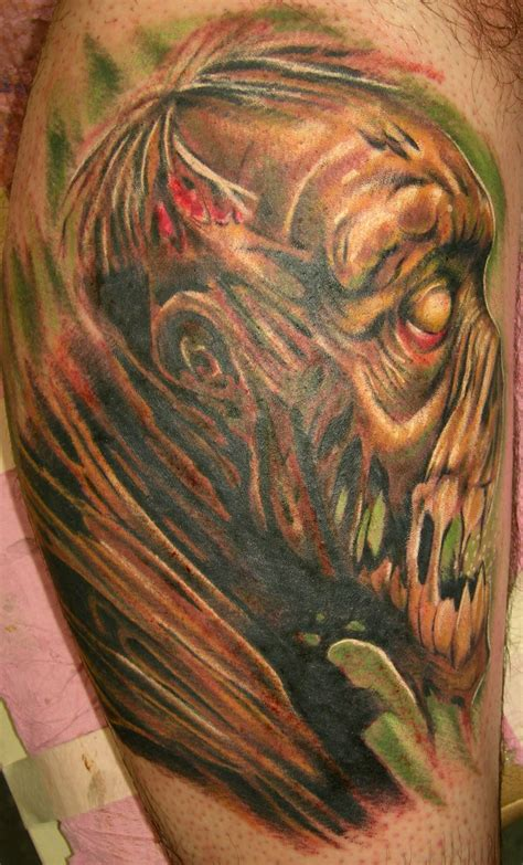 zombie girl tattoo designs tattoos designs ideas and meaning tattoos for you