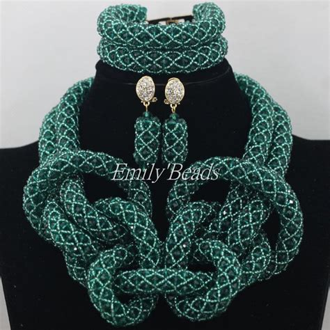 Handmade Costume Jewelry - aliexpress buy teal green handmade