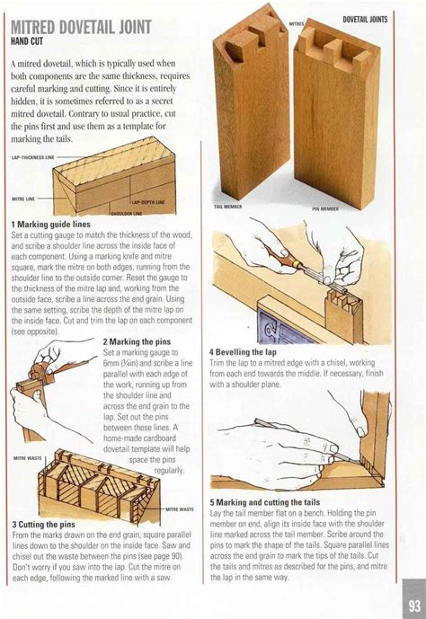 wood joinery images  pinterest woodworking