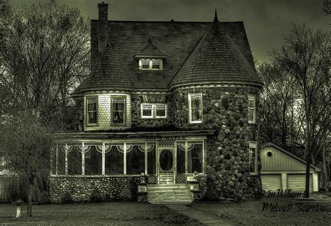 creepy house creepy old house by midcoastscapes on deviantart