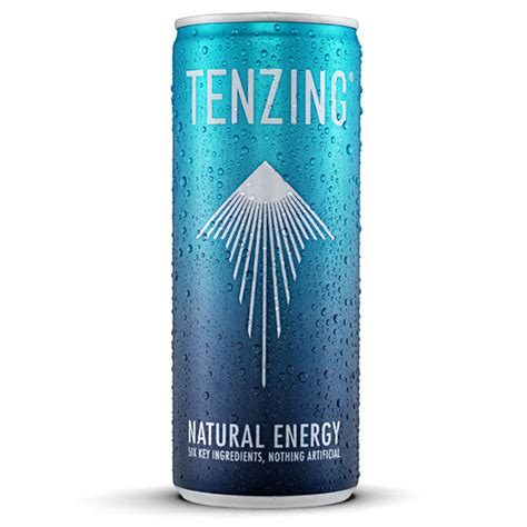 energy drink 24 tenzing energy drink 24 x 250ml
