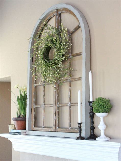 window decor 20 different ways to use old window frames