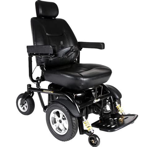 portable power wheelchair r drive trident hd heavy duty power chair portable power