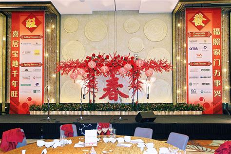new year backdrop backdrop design set up siew commercial photographic
