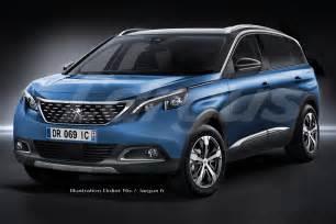 Peugeot 5008 Forum Si On Parlait Du Futur 5008 2 Qui Sortira En 2016 2