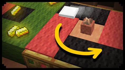 minecraft how to make a working table