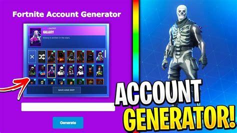 fortnite account generator fortnite skins account generator eur 11 42