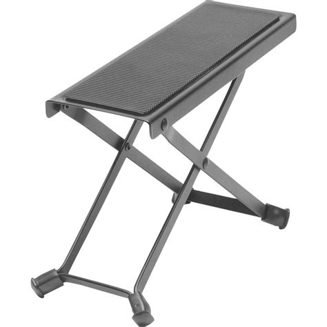 Stage Stool by On Stage Fs7850b Foot Stool For Guitar Player Fs7850b B H