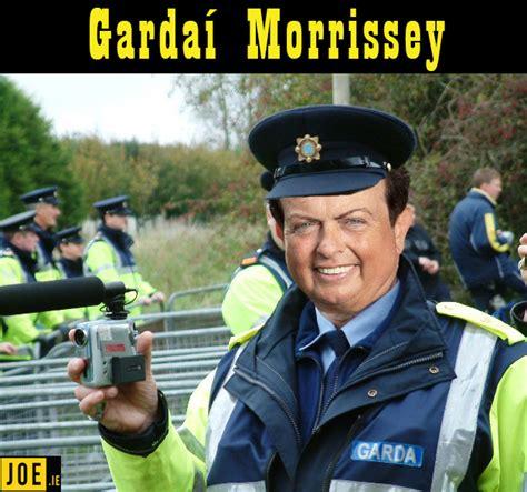 Garda Memes - pics the definitive a z of marty morrissey joe ie