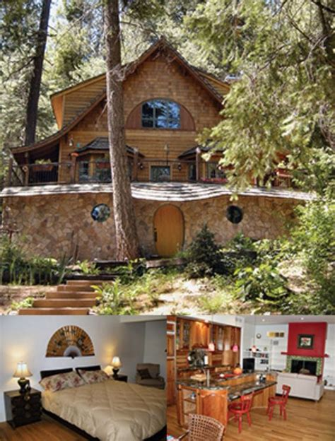Mount Lemmon Cabin Rentals hobbit house cabin rental mt lemmon summerhaven az