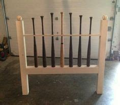 Baseball Bed Frame 1000 Ideas About Baseball Bat Headboard On Pinterest Baseball Headboard Baseball Bed And