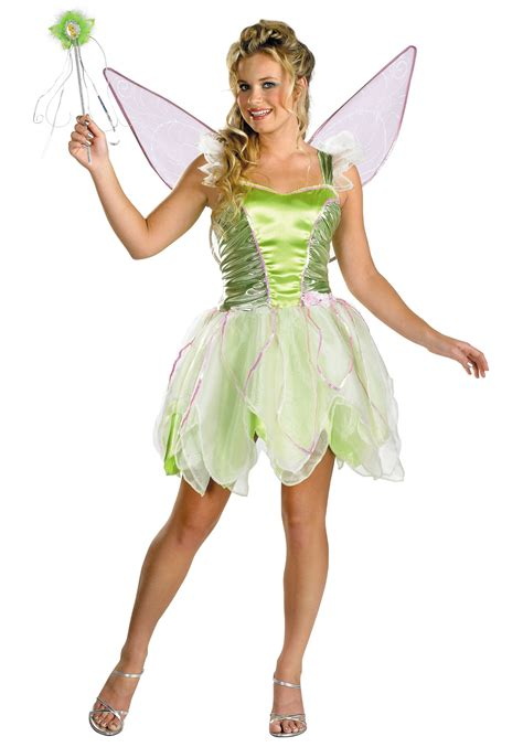 comfortable halloween costumes for adults adult tinkerbell costume ebay