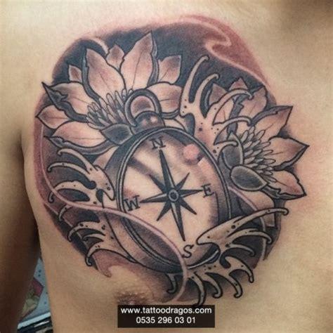 compass tattoo bondi ink pusula tattoos