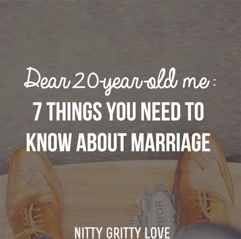 7 Things You Need To About Germs by Dear 20 Year Me 7 Things You Need To About Marriage