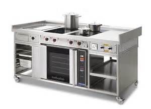 induction cooking equipment professional induction range incorporating heavy duty induction hobs and plancha grill