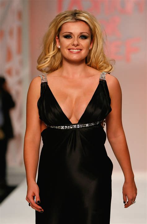Katharines Runway Strut For Charity by Katherine Jenkins Photos Photos Fashion For Relief Lfw