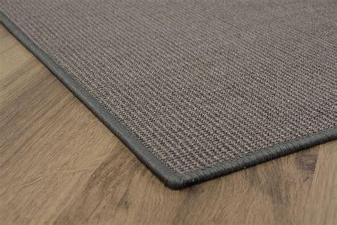 teppiche joop sisal rug with linking grey 100x200cm 100 sisal looped ebay