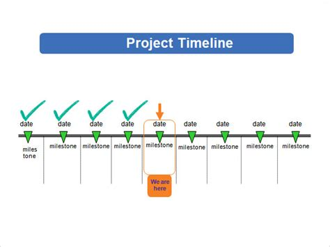 powerpoint project timeline template powerpoint timeline template 5 free and premium