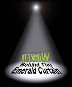 behind the emerald curtain wicked behind the emerald curtain