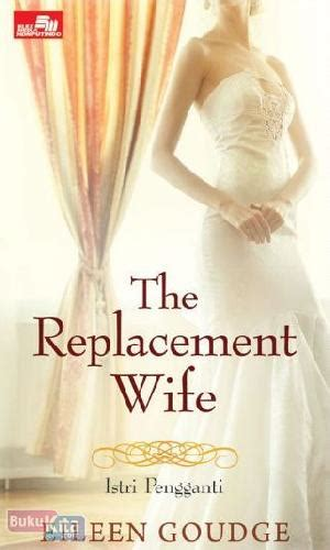 Buku Cr bukukita cr the replacement istri pengganti