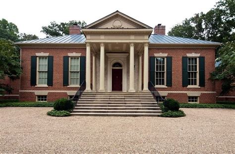 federal style houses classic federal house federal style pinterest