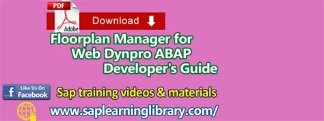 sap webdynpro page 5 free learning library