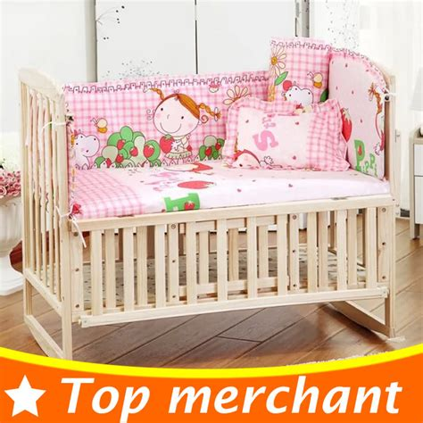 Bedroom Sets For 5 Year Boy 5pcs Cotton Baby Cot Bedding Set For Boys Baby Bed