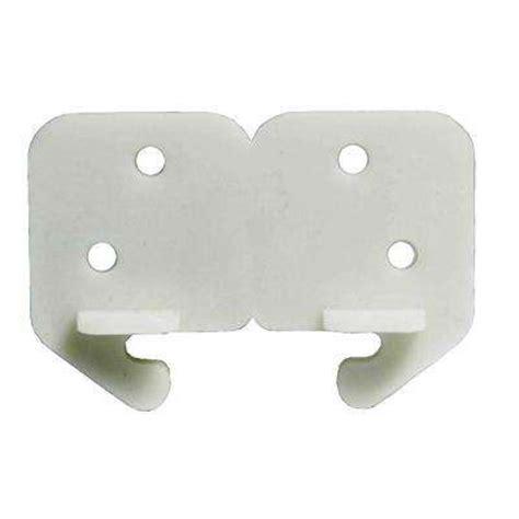 Plastic Drawer Brackets by Back Brackets Guide Tracks Drawer Hardware Cabinet