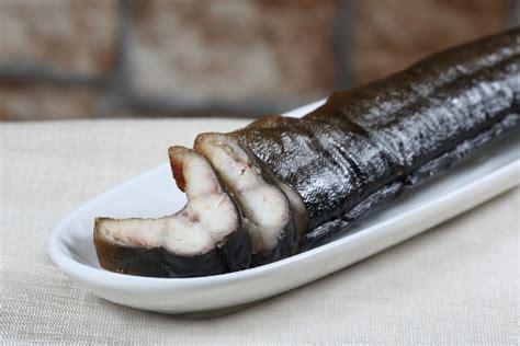 cucinare il grongo pesce povero di giugno ecco cosa comprare questo mese