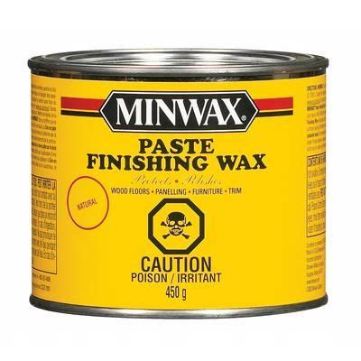 Wax Minwax And Home Depot On