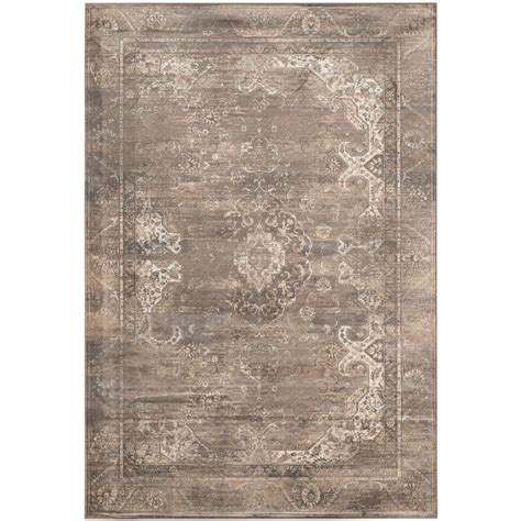 4 ft area rugs safavieh vintage soft anthracite 4 ft x 5 ft 7 in area rug vtg137 3330 4 the home depot