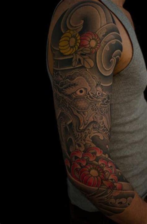 tatuagem bra 231 o japonesas drag 227 o por admiraal tattoo