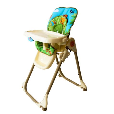 Rainforest High Chair by Fisher Price Rainforest Healthy Care Review Babygearlab