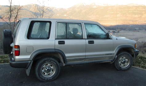 1996 isuzu trooper ls 173 000 jackson wy expedition portal