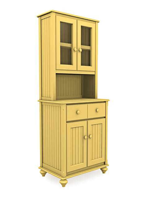 Small Cottage Cupboard And Two Door Hutch Cottage Home 174