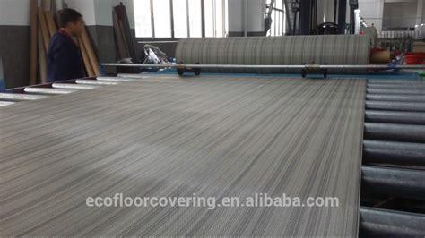 texture indoor and outdoor woven vinyl floor covering by