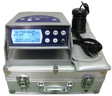 Ionic Detox Machine Manufacturers by Detox Foot Spa Machines Purchasing Souring Ecvv