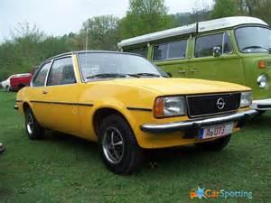 Ascona Opel Auto Opel Ascona B Foto