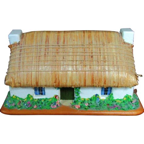 skye boat song music box ewan kelly isle of mann thatch roof cottage music box
